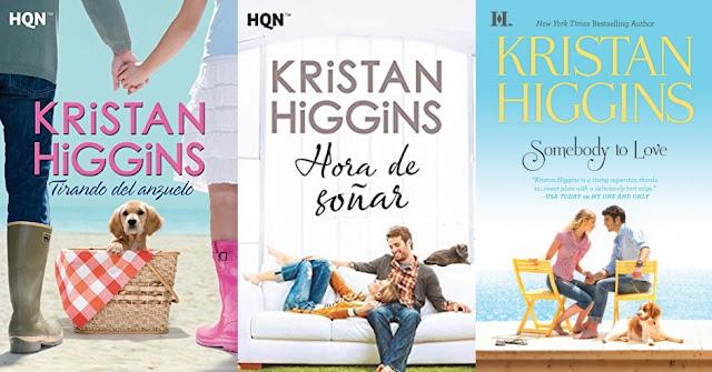 Serie Gideon's Cove, de Kristan Higgins