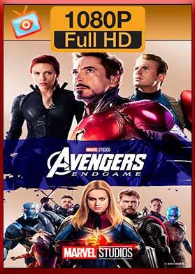 Avengers Endgame (2019) [1080p – Latino] [MEGA]