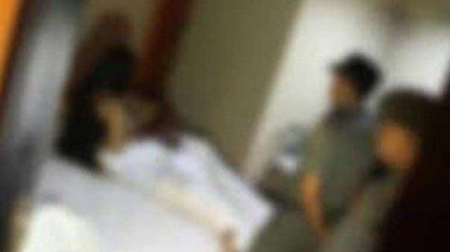 Ikut Gerebek, Polisi Tak Nyangka Istrinya yang Selingkuh, Kaget Cuma Pakai Celana Pendek Sama Satpam