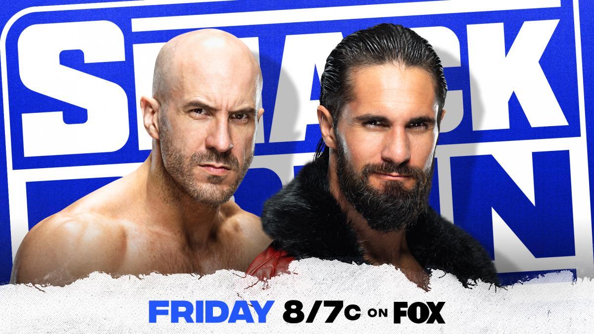 Cobertura: WWE Friday Night SmackDown (09/07/2021) – Mais uma revanche!