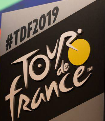 Tour de France, 2019, Route, map, poster, stages, schedule.