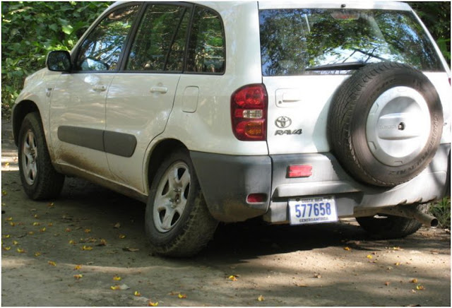 Not getting your deposit back on Costa Rica car rental