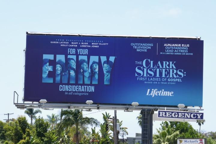 Clark Sisters First Sisters Gospel Emmy FYC billboard