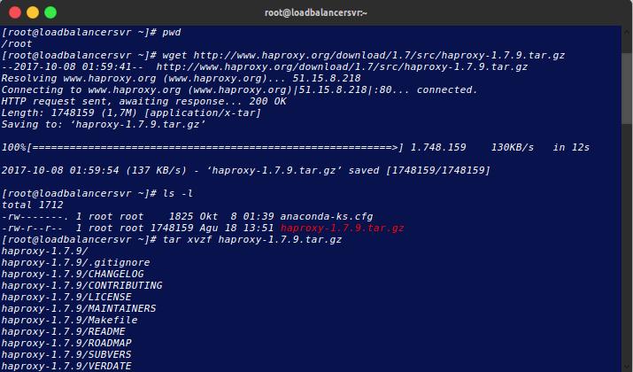 How to Install HAProxy 1 7 9 with SSL on Centos 7 - Karya