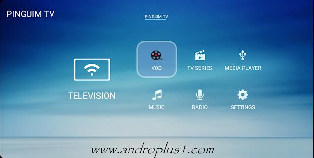 تحميل تطبيق Pinguim Tv apk الجديد لمشاهدة القنوات العالمية المشفرة