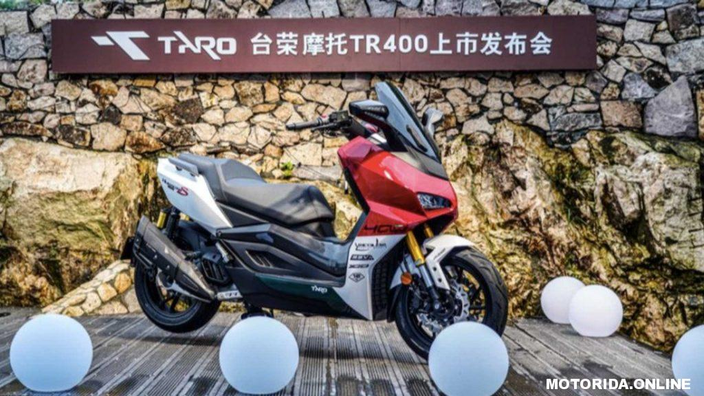 2022 TR400 Maxi-Scooter,2021 TR400 Maxi-Scooter,TR400 Maxi-Scooter,new TR400 Maxi-Scooter