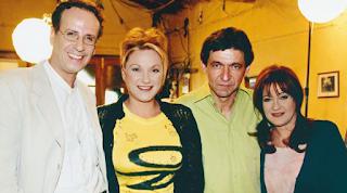 Ο Χάρης Ρώμας αποκαλύπτει για τον ρόλο της Ρένιας Λουϊζίδου στο νέο Καφέ της Χαράς
