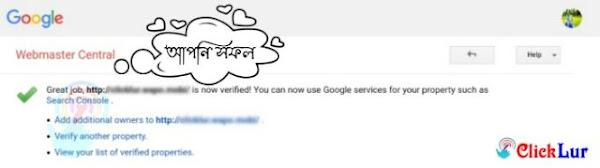 Submit wapkiz site to Google (Successful)