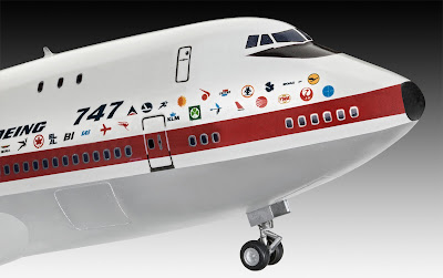 Boeing 747-100, 50th Anniversary picture 2