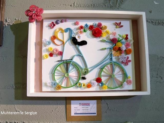 Kağıt Çiçek kursu