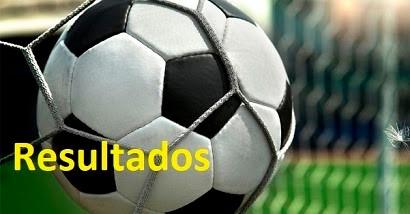 Resultados de hoje dos jogos de futebol 2018