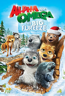 Alpha si Omega 7 Marea furtuna Alpha and Omega 7 The Big Fureeze Desene Animate Online Dublate si Subtitrate in Limba Romana HD Gratis