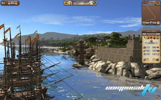 Port Royale 3 Treasure Island PC Full