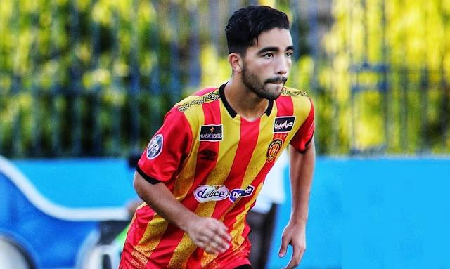 Esperance Sportive De Tunis: Farouk Mimouni Bblessé