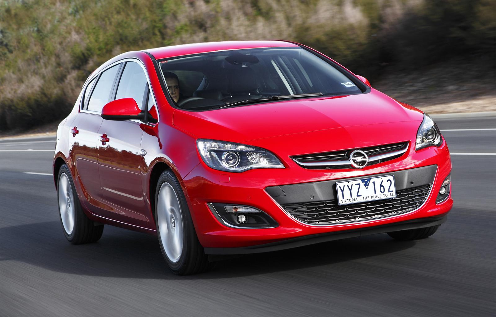2013 Opel Astra Sedan « Cars
