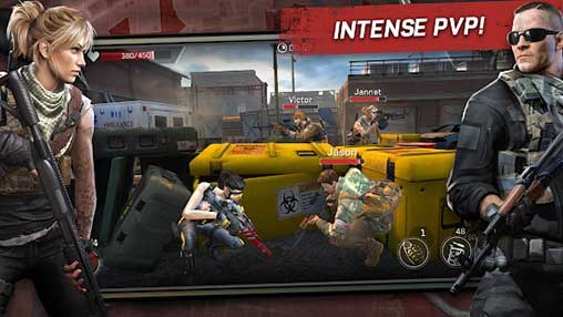 Download Left to Survive 3.9.0 APK and OBB (MOD unlimited bullets) for android