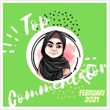 Top Commentator Blog Syazni Rahim Januari 2021