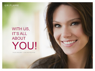 Become a millionaire with Oriflame cosmetics