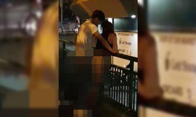 Cặp đôi vô tư 'mây mưa' nơi công cộng, bị người xung quanh kỳ thị vẫn thản nhiên như không