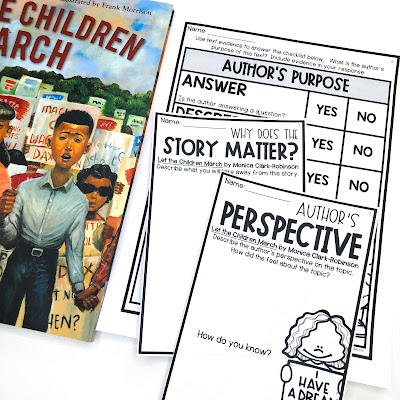 February Read Alouds for Second Grade, February crafts for kids