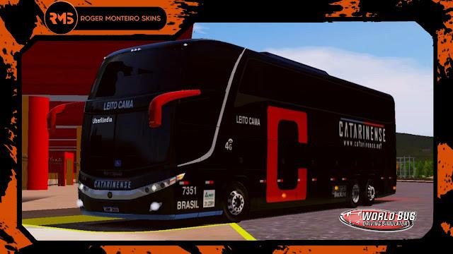 Skins World Bus Driving Simulator
