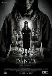 Danur- I Can See Ghost 2017 Indonesian 720p WEB-DL 550MB With Subtitle