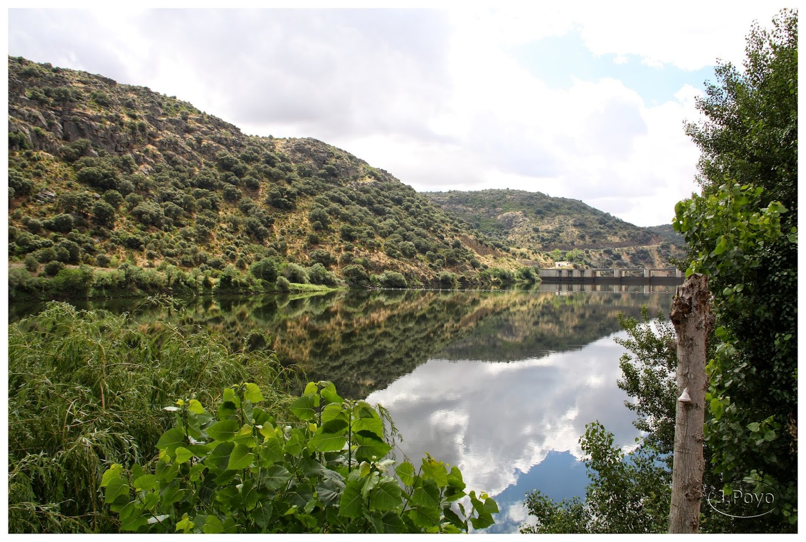 Río Duero, Miranda do Douro, estación ambiental