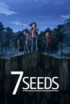 7Seeds 1ª Temporada Torrent - WEB-DL 720p Dual Áudio