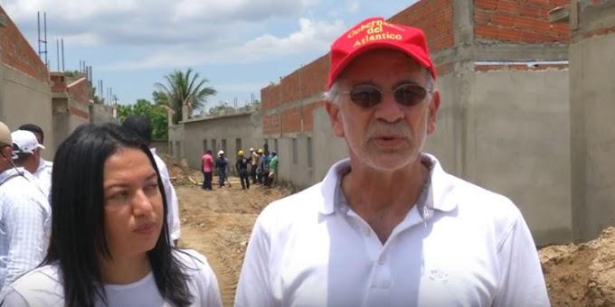 GOBERNADOR RECORRE CENTRO DE VIDA DEL ADULTO MAYOR DE BOHORQUEZ, MANATÍ, Y CANDELARIA
