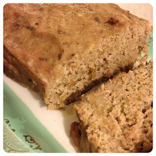 pain de viande menthe oignon porc boeuf cuminSweet Kwisine, pain de viande, boeuf, porc, oeuf, menthe, cumin, meatloaf, tomates