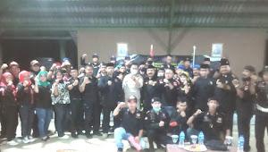 BPPKB Banten Dari DPD Jabar serahkan SK Ke Ketua DPC Kota Sukabumi