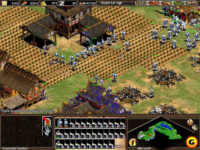 Age Of Empires Ii The Conquerors Update V1 0e - springcrise