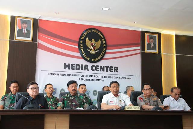 TNI Bantu Polri Jaga Keamanan dan Ketertiban Masyarakat