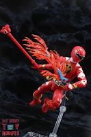 Power Rangers Lightning Collection Dino Thunder Red Ranger 29