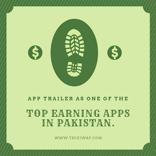 earning app in Pakistan