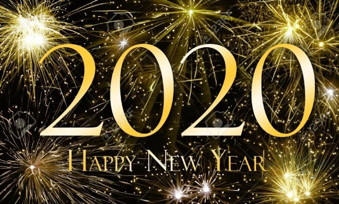 Happy New Year 2020, everyone!!