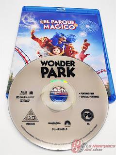 Parque Mágico portada