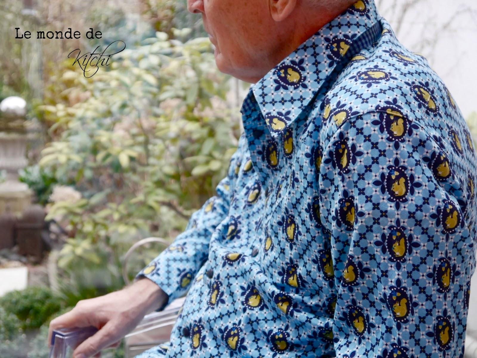 Le monde de Kitchi: Hemden nähen ist nicht schwer II
