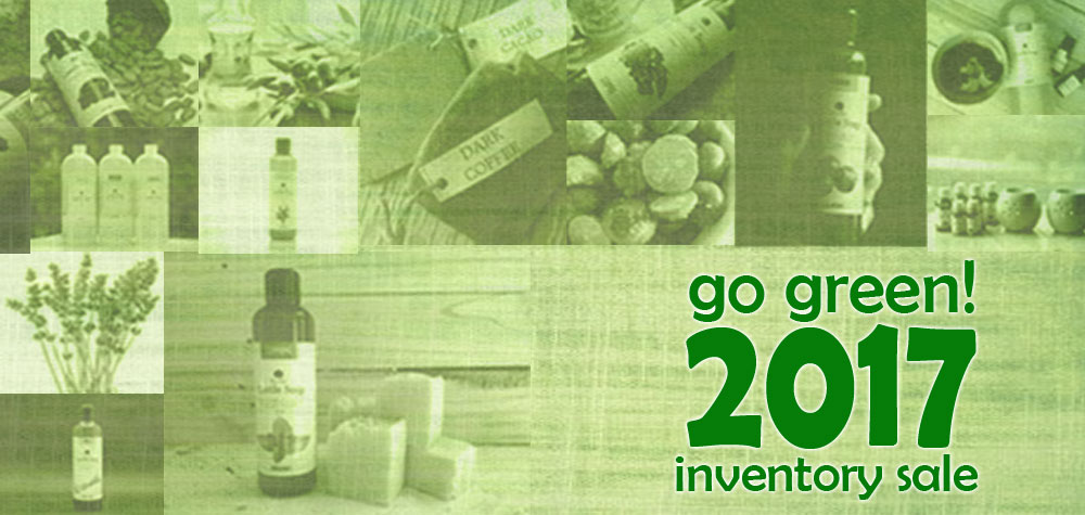 #gogreen2017 Sale of Castile Soaps, Carrier Oils and Essential Oils in the Philippines