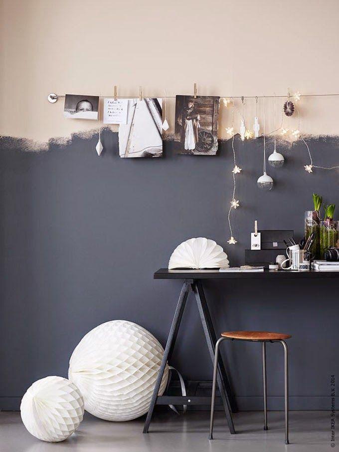 Idee Peinture Mur  Ides Dcoration Intrieure