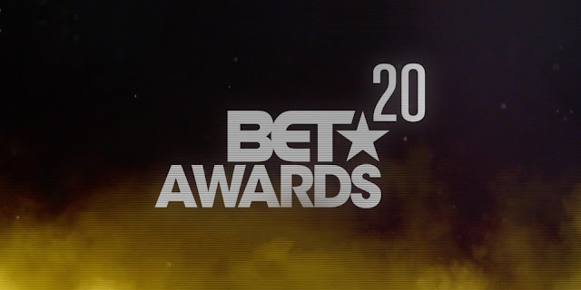 Full list of winners from the 2020 BET Awards .