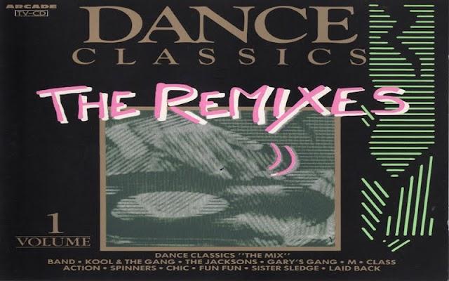 Dance Classics - The Remixes Vol. 1 ['89 - NL - CDC]