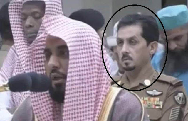 تفاصيل وفاة مُرافق أئمة الحرم الرقيب العسيري يرويها شقيقه