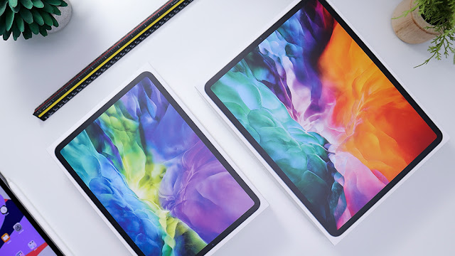 New iPad Pros with M1-like chipset and Thunderbolt reportedly coming in April.