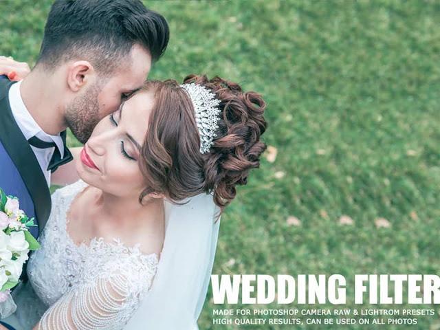 Free Wedding Photoshop Actions