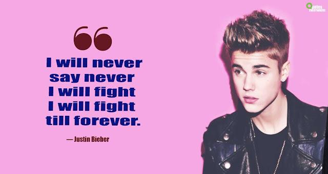 Justin Bieber Believe Quotes