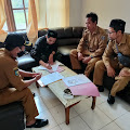 Lima Orang Bakal Calon Kepala Desa (BACAKADES) Siap ikuti Tahapan Pilkades PAW Desa Durian Kecamatan Janapria