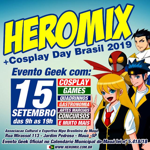 Cosplay Day Brasil 2019