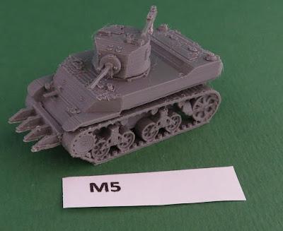 Stuart Tank picture 8