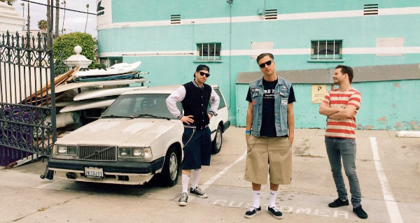 """The Sewer Rats release video for new song """"PCH 101"""""""